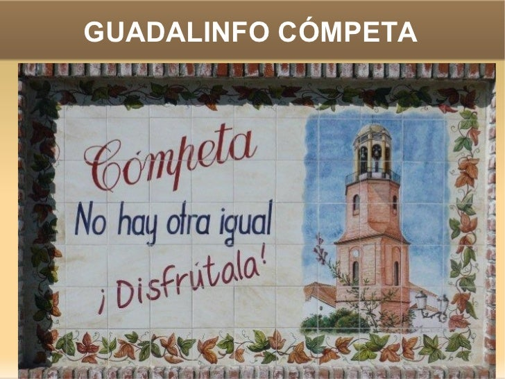 GUADALINFO CÓMPETA