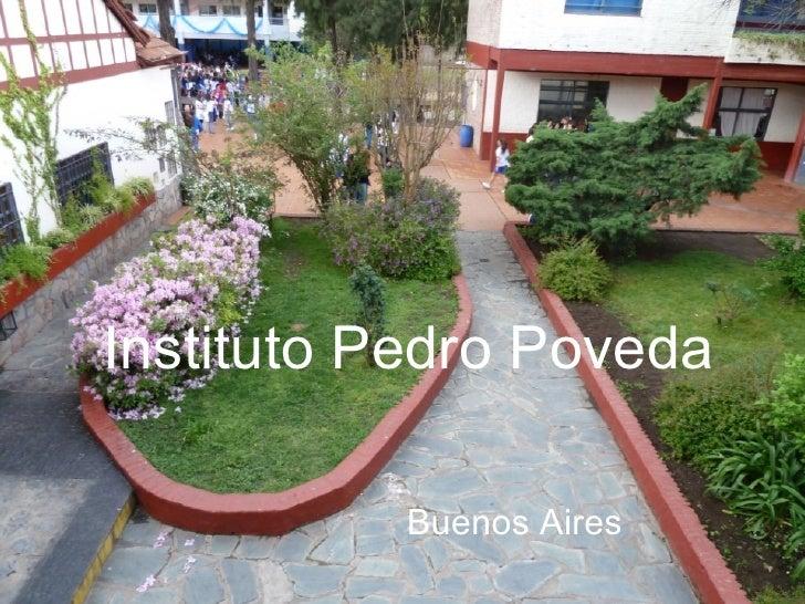 Instituto Pedro Poveda Buenos Aires