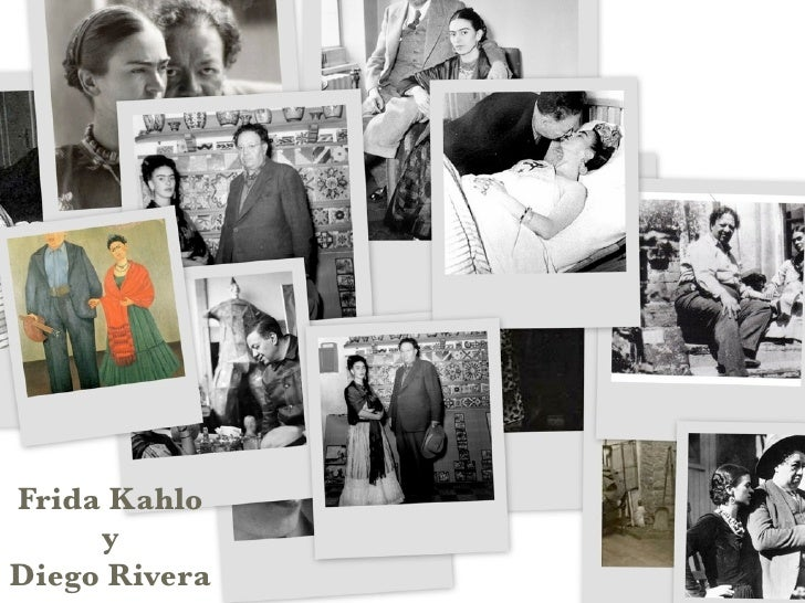 Frida Kahlo     yDiego Rivera
