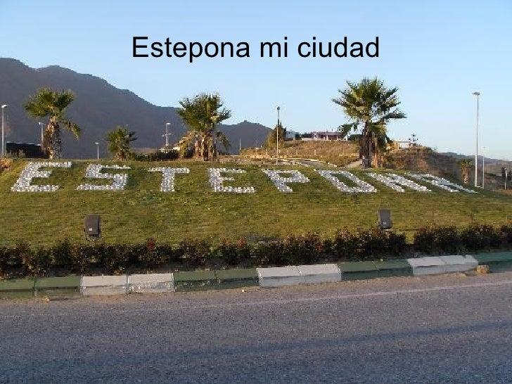 Estepona mi ciudad