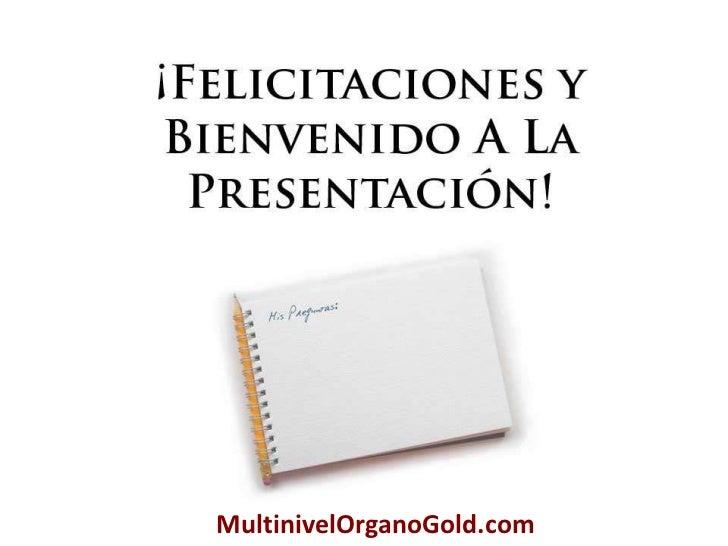 MultinivelOrganoGold.com