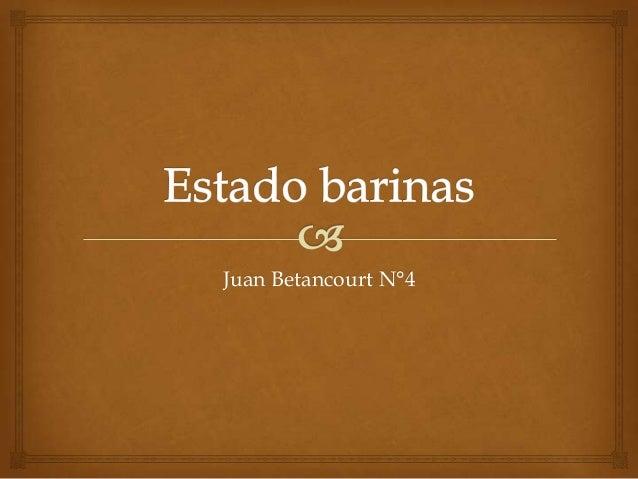 Juan Betancourt N°4