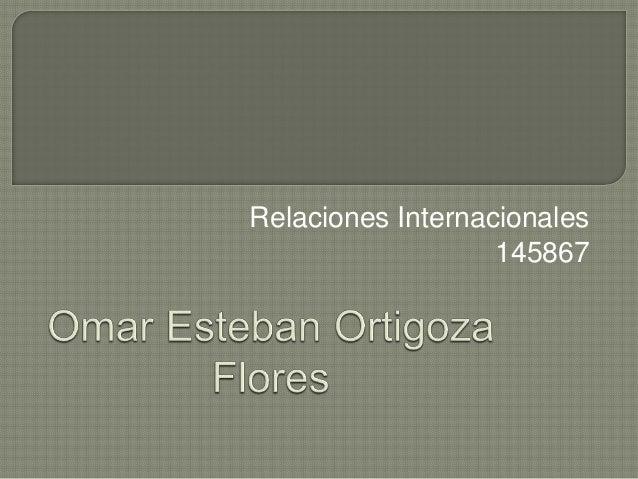 Relaciones Internacionales145867