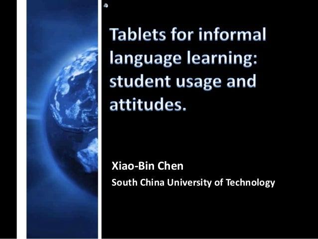 Xiao-Bin Chen South China University of Technology