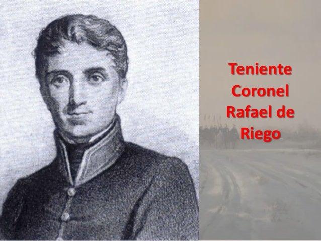 Coronel D. Blas Pierrad Alcedar (1848 – 1852)