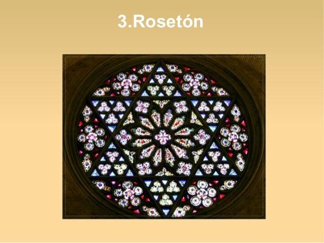 3.Rosetón