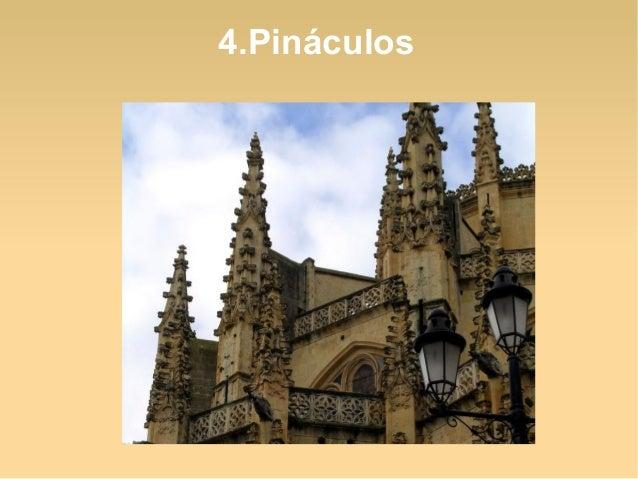 4.Pináculos
