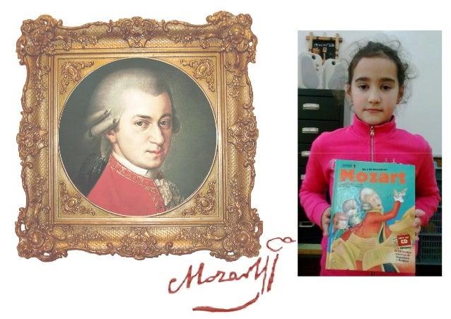 Amadeo Mozart nació hace 258 años en Salzburgo, una ciudad de Austria. Cuando lo bautizaron le pusieron el nombre de Johan...