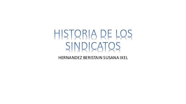 HERNANDEZ BERISTAIN SUSANA IXEL