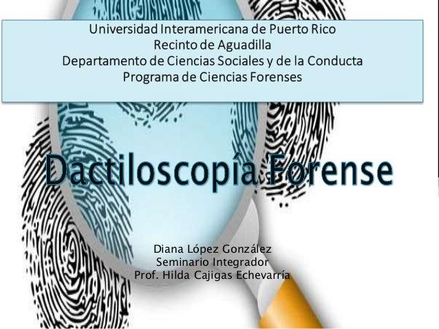 Dactiloscopia Criminalistica Pdf