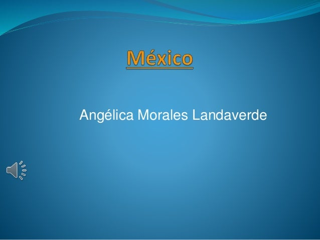 Angélica Morales Landaverde
