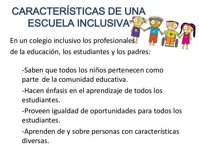 Tics Y Educación Inclusiva