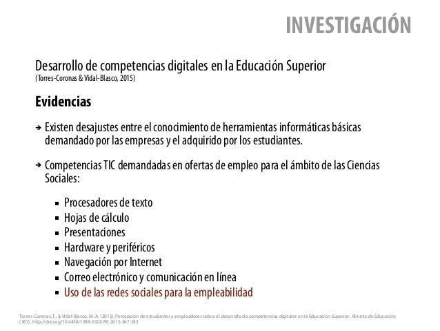 Evaluación de la competencia digital en el contexto universitario. Diseño pedagógico Slide 2