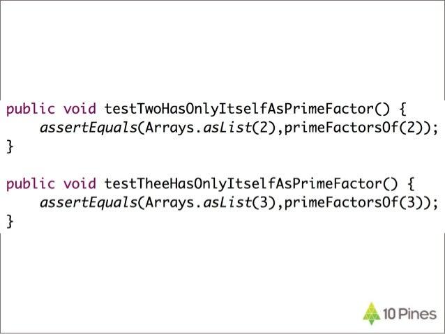 Regla 4: Nombrar los tests en base al caso funcional y no en base a los datos de prueba