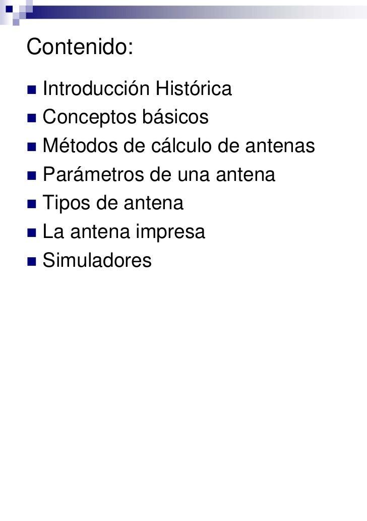 Presentacion antenas Slide 2