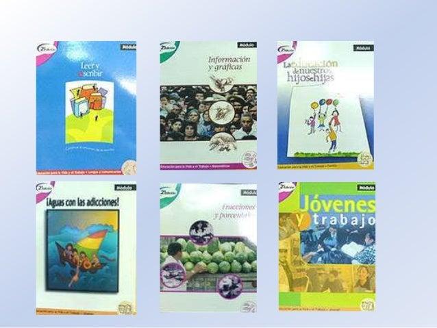 Tablas de sustitución para primaria y secundaria Propósito • Permite a las personas jóvenes y adultas acreditar módulos pr...