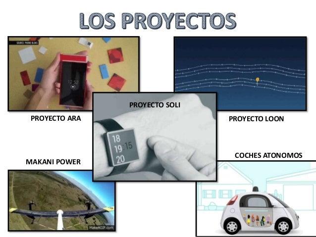 Presentacion de-proyectos-de-google Slide 3