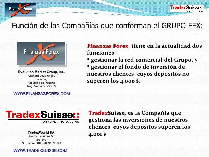 Evolution market group finanzas forex on-line семинары forex