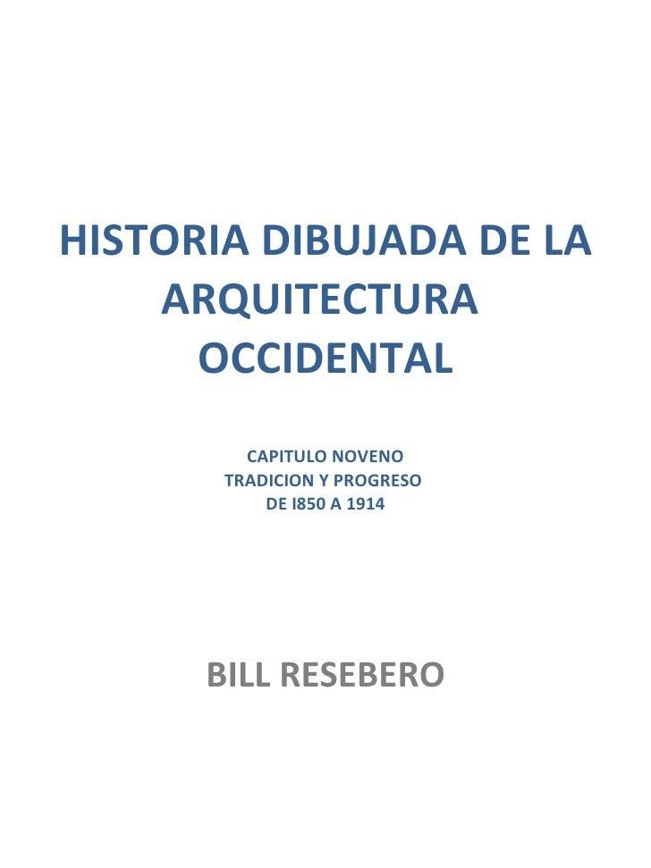 historia dibujada de la arquitectura bill risebero