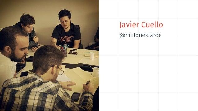 Javier Cuello  @millonestarde