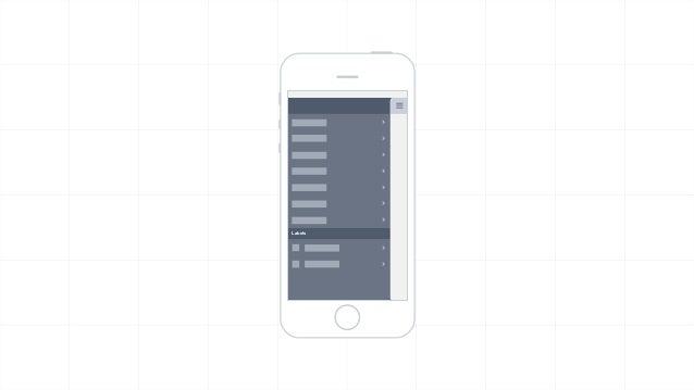 Animando la app