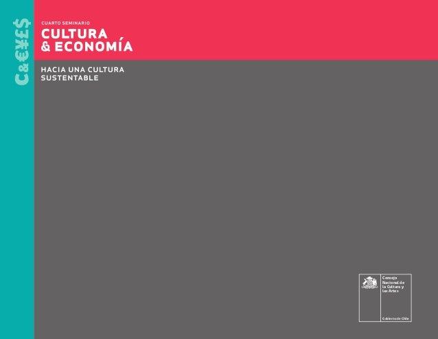 Consejo Nacional de la Cultura y las Artes  Gobierno de Chile