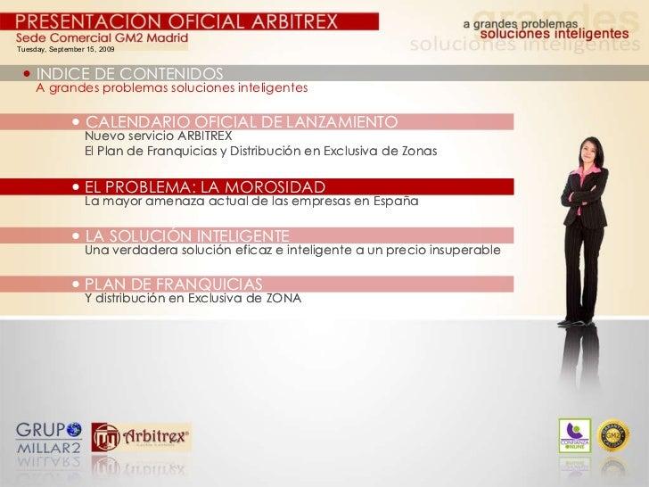 Tuesday, September 15, 2009    INDICE DE CONTENIDOS A grandes problemas soluciones inteligentes    CALENDARIO OFICIAL DE...