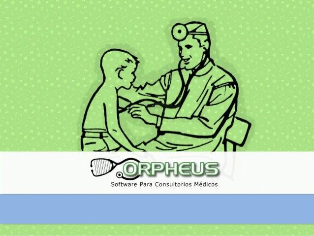 Les presentamos las 5 partes que forman el mejor sistema para consultorios médicos