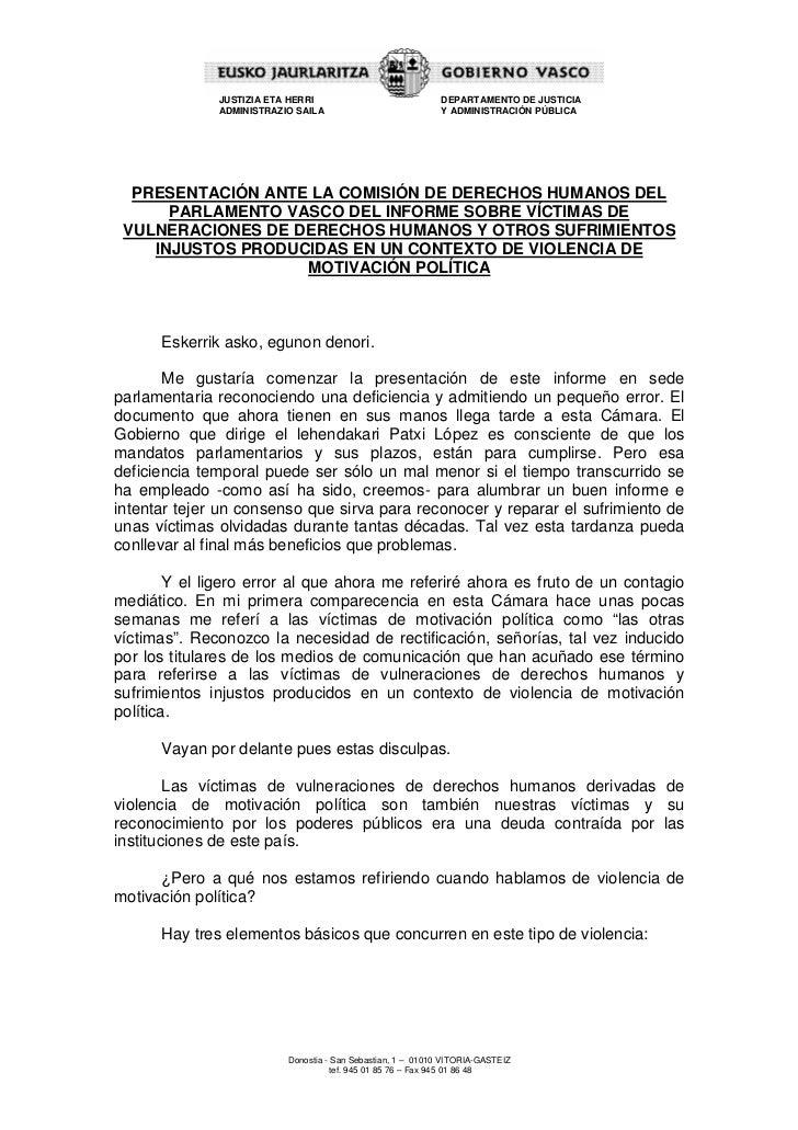 Presentacion Parlamento Vasco Informe DDHH.pdf