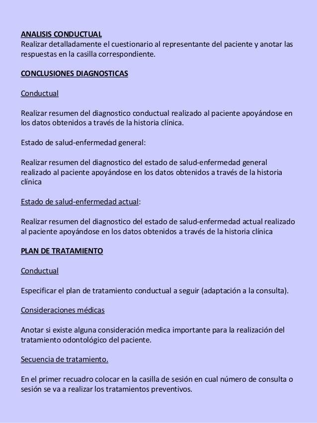 En los siguientes cuadros, especificar en la casilla de TRATAMIENTO A REALIZAR decada unidad dentaria el tratamiento que s...
