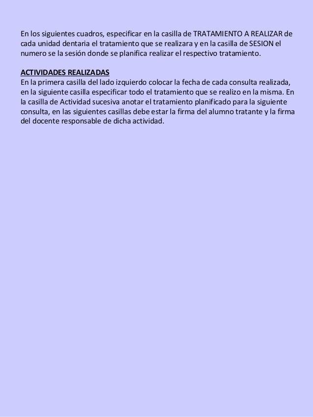 Presentacion.ppt historia clinica en odontopediatria