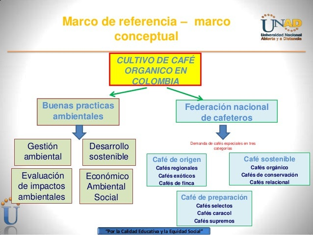 Marco De Referencia De Un Proyecto Pdf Download