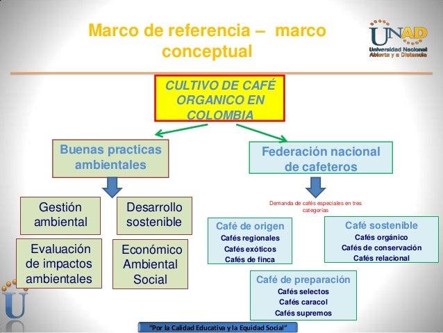 Marco De Referencia De Un Proyecto Pdf Download