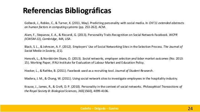 Redes Sociales Usadas En La Selección De Talento Humano