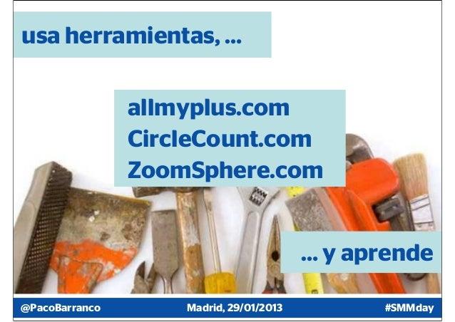 usa herramientas, …                allmyplus.com                CircleCount.com                ZoomSphere.com             ...