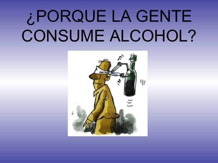 Los preparados del alcoholismo en de casa