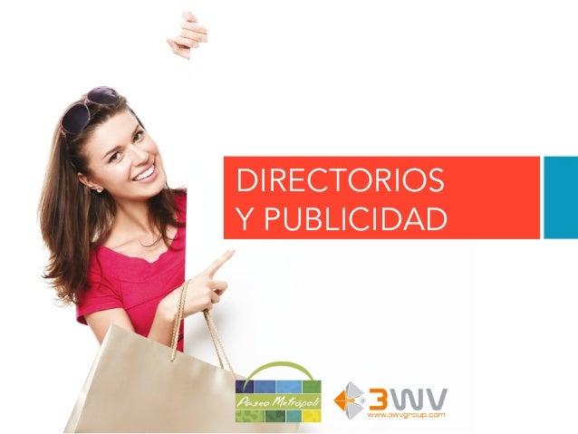 DIRECTORIOSY PUBLICIDAD