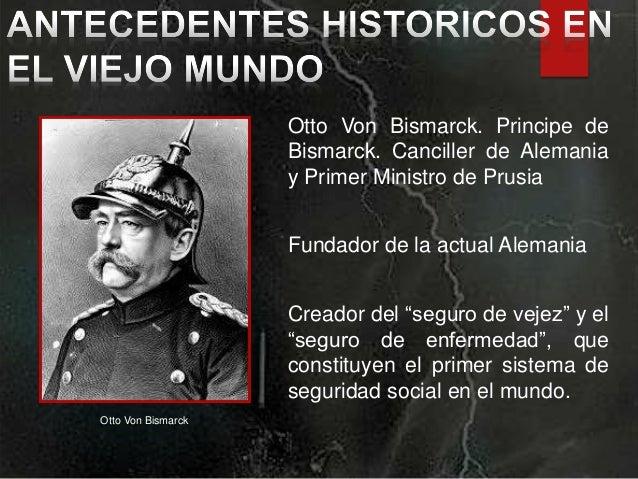 """Résultat de recherche d'images pour """"Otto von Bismarck,seguridad social"""""""