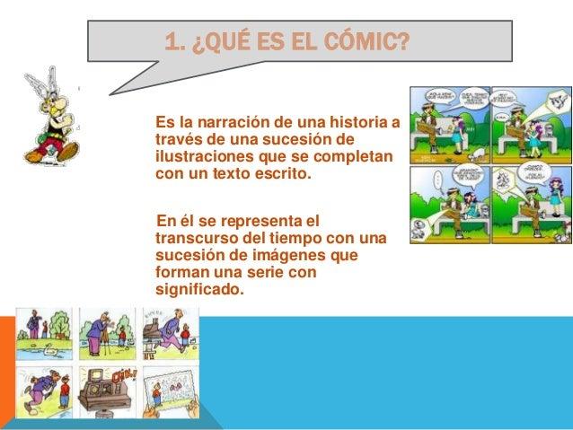 El cómic en el aula Slide 2