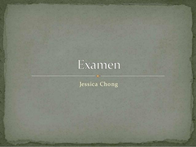 Jessica Chong