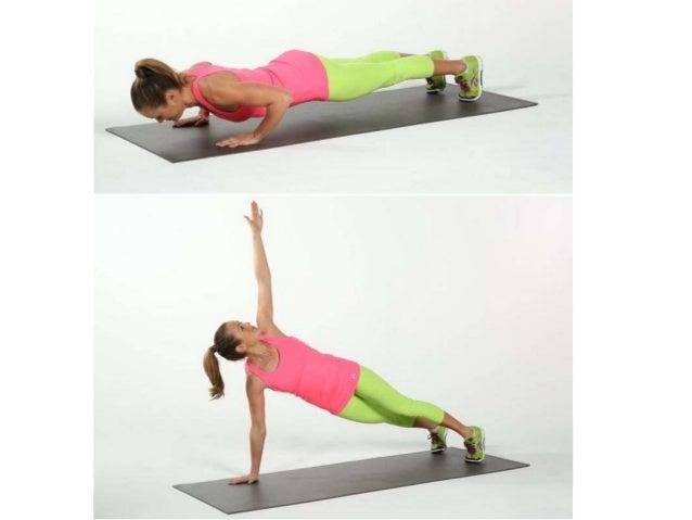 anuncios de trios rutina de ejercicio