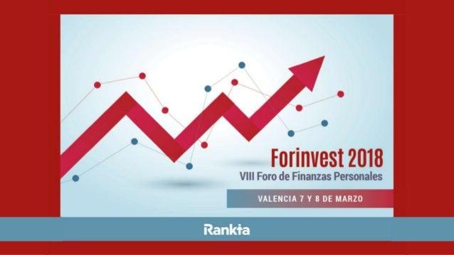 El profesional del futuro en el ámbito financiero: formación, actualización y retos del sector 10:00 - 11:00 Isabel Gimené...