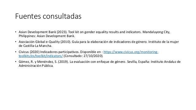 Indicadores de Impacto para evaluar misiones colectivas con perspectiva de género y sostenibilidad Slide 3