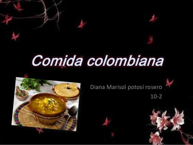 Diana Marisol potosí rosero 10-2