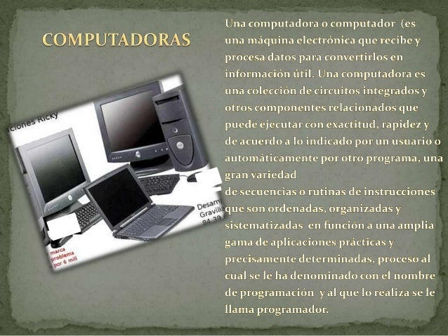 Presentacion 1 informatica aplicada a la educación Slide 2