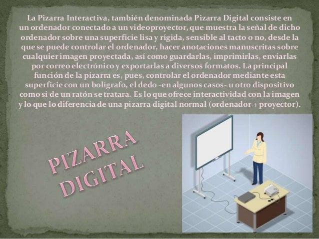 Presentacion 1 informatica aplicada a la educación Slide 3