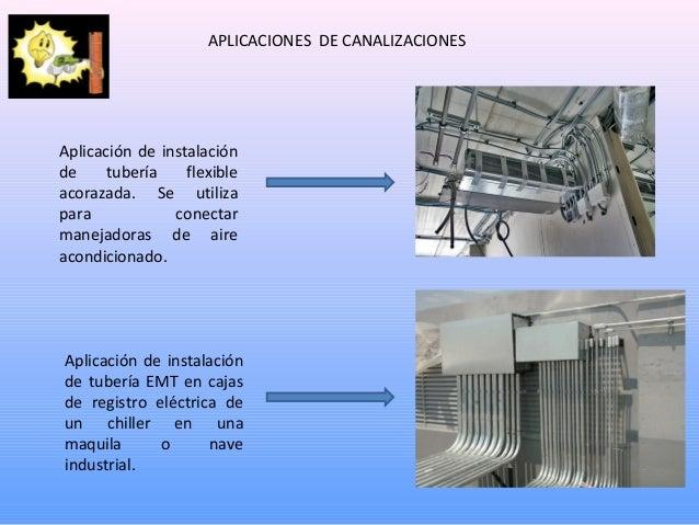 Canalizaci n y cajas de conexion electricas - Tuberia para instalacion electrica ...