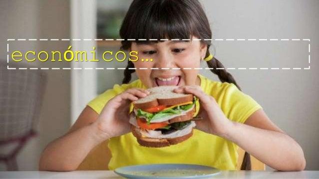 Diseño de Refrigerios Escolares de alto valor Nutricional, para Alumnos de Educación Básica