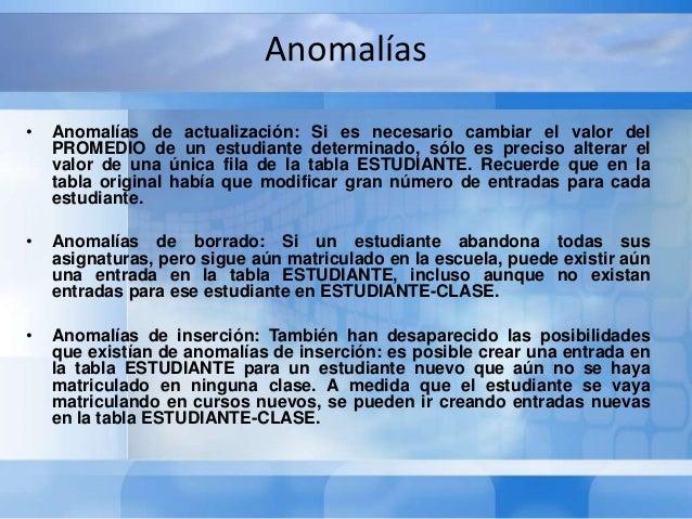 Normalización Usando Dependencias Funcionales - Segunda Forma Normal