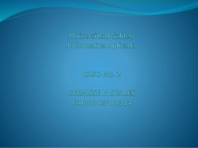 En el curso de informática aplicada he realizado tres presentaciones en Power Point 2007. En la primera presentación encon...